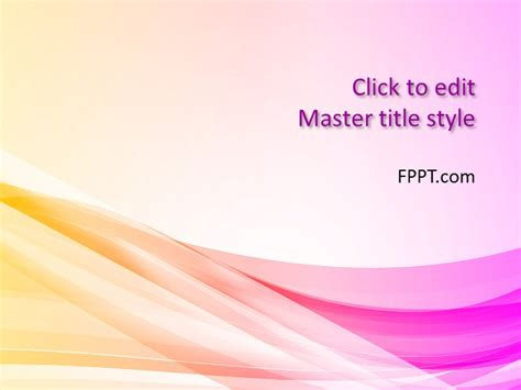 Free Simple Powerpoint Templates Powerpoint Template Size Background
