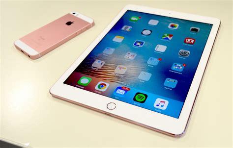 Tablet Apple S5 new apple pro 2 range now rumoured for summer release