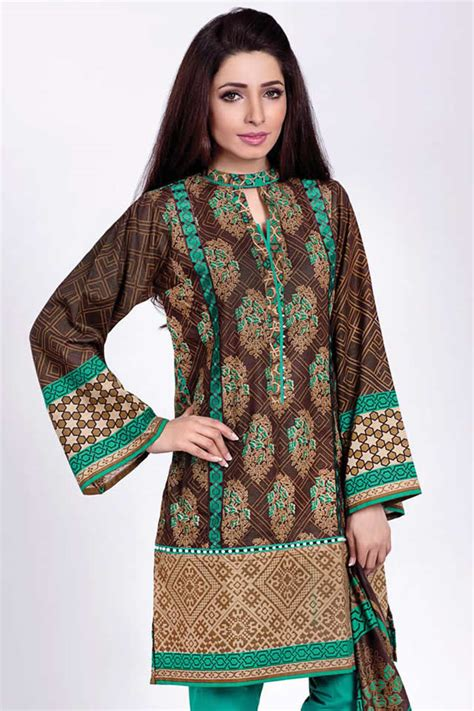 dress design gul ahmed gul ahmed winter dresses collection 2016 fashion 2017