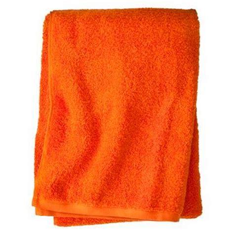 orange towels bathroom burnt orange bath towel target