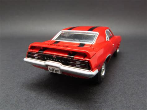 1969 Pontiac Firebird By Auto World 1 64 Scale diecast hobbist 1969 pontiac firebird trans am