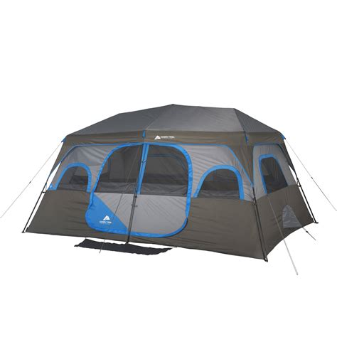 Ozark Trail Tent 10 Person Cabin Tent by Ozark Trail 10 Person 2 Room Instant Cabin Tent Walmart