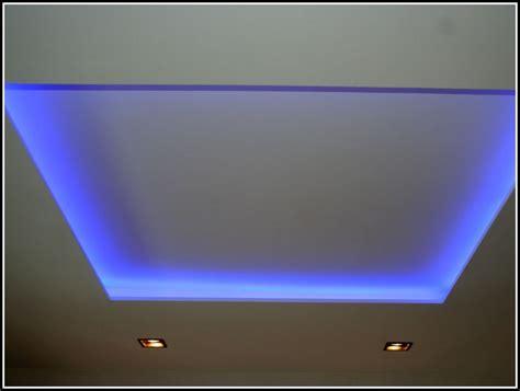 decke led trockenbau decke led indirekte beleuchtung beleuchtung