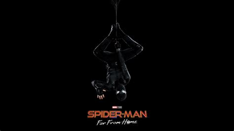 spider man   home stealth suit wallpapers hd