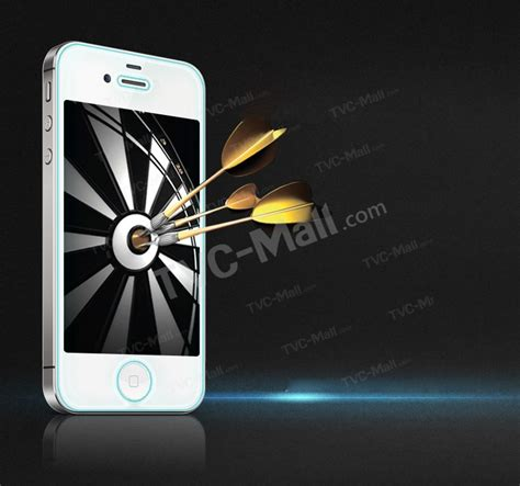 Nillkin Anti Explosion H Tempered Glass Iphone 6 Plus6 55 nillkin for iphone 4 4s amazing h nanometer anti explosion edge tempered glass screen