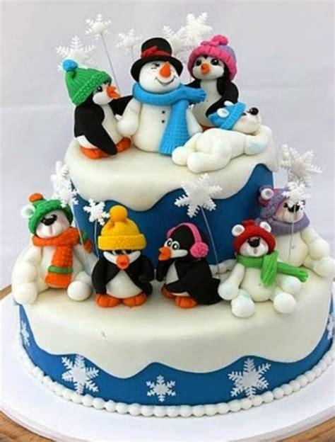 decorar tarta navidad 28 ideas creativas y caseras para decorar tartas