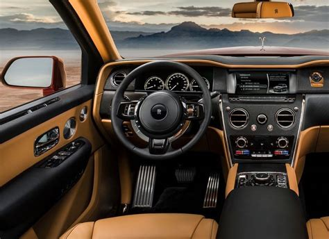 rolls royce cullinan interior rolls royce cullinan the s most expensive suv