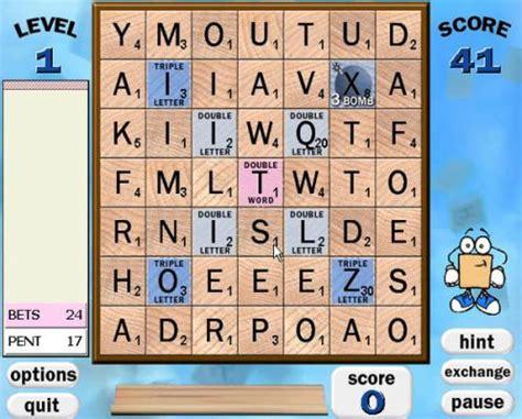 Play Free Scrabble Blast Play Atari