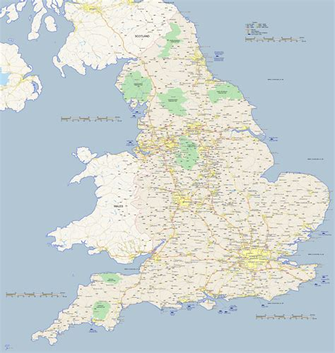 uk map large map of 3000 x 3165 pixels and 800k is size
