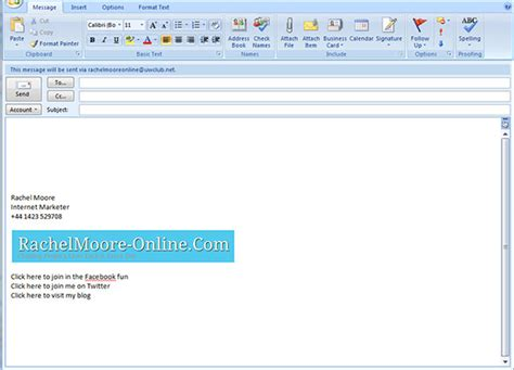 Signature Templates For Outlook 12 outlook email signature templates sles exles