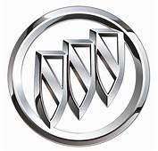 Buick Logo Chrome Tri Shield  The News Wheel