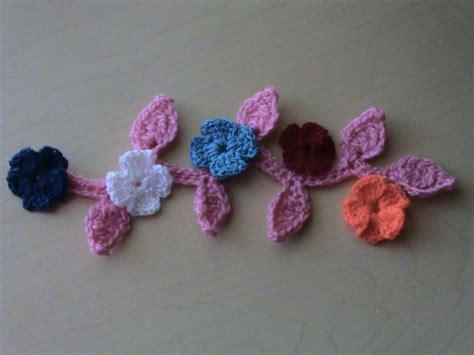 flores de crochet flores peque 209 as en crochet youtube