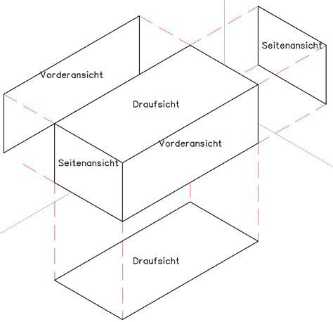 Technische Zeichnung Ansichten by Technisches Zeichnen