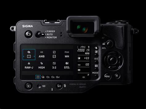 Sigma Sd Quattro Sigma Sd Quattro E Sd Quattro H Ecco Le Nuove Mirrorless Sigma Macitynet It