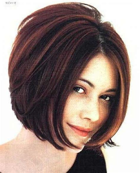 medium hairstyles heavy short bob haircuts for thick hair hair and beauty