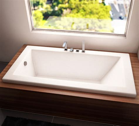 drop in soaker bathtubs neptune zen 3466 tub whirlpool air or soaking tubs