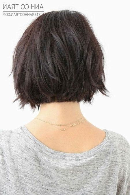 common mediumlength hair styles back views 15 collection of asymmetrical bob hairstyles back view