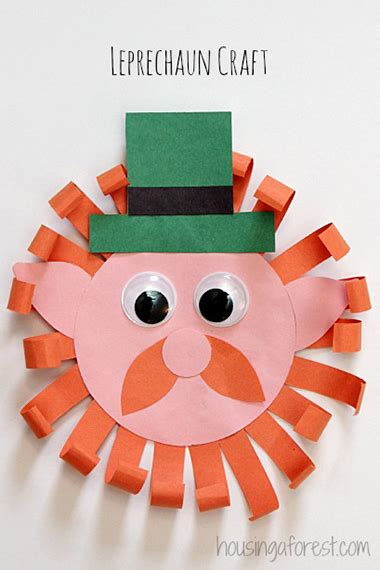 leprechaun crafts for 8 st patricks day crafts for
