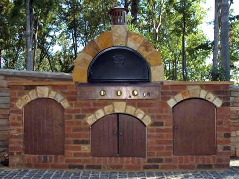 build a backyard pizza oven how to build an outdoor pizza oven how tos diy