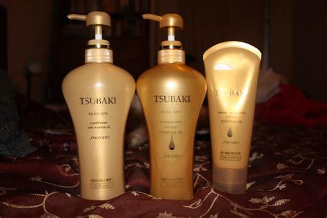 Hair Spa Shiseido shiseido tsubaki hair spa uno de mis sets capilares