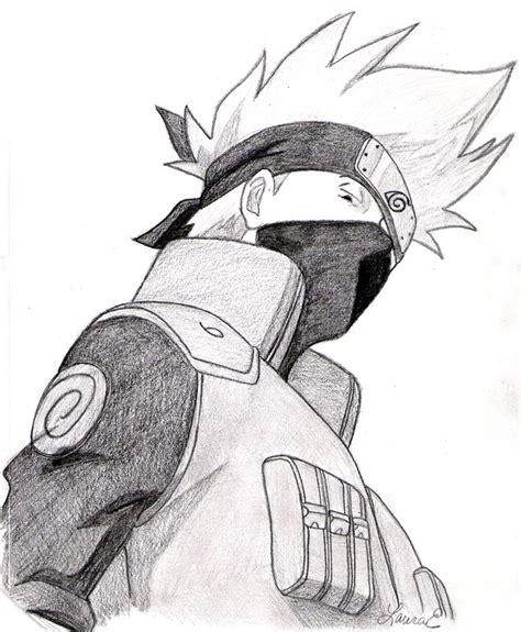 imagenes para dibujar kakashi kakashi hatake by inkpenofdea by kakashi fan on deviantart