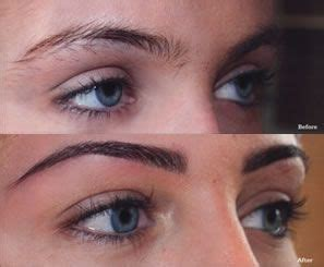 tattoo hd brows how to shape your eyebrows with threading method on