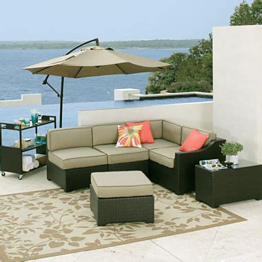 Jcpenney Patio Furniture Malibu Patio Furniture Jcpenney House And Home Pinterest Landscaping