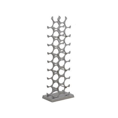 Wine Rack Bathurst And Bloor by Silver Wine Rack Cosmecol