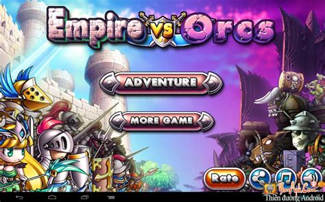 mod game empire vs orcs empire vs orcs v1 1 4 mod tiền cho android