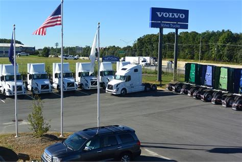 volvo corporate office greensboro the new 48 000 square foot 7 5 million facility is