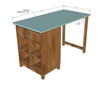 best 25 desk plans ideas on woodworking desk