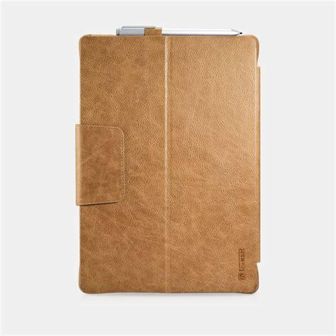 shenzhou genuine leather folio case  surface pro