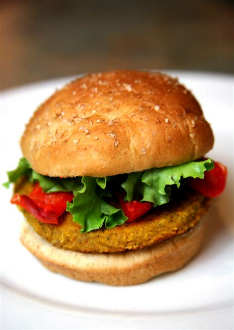 vegetarian burger recipe sweet potato chickpea quinoa popsugar fitness australia