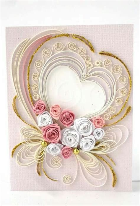 Handmade Paper Quilling Cards - 74 best images about quilling card on