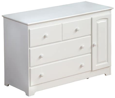 Atlantic Furniture Eco Friendly Windsor 3 Drawer Changing Eco Friendly Changing Table