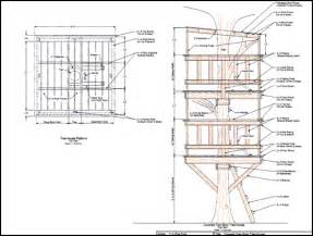 Backyard Treehouse Designs by Make Your Own Tree House Plans Make Your Own Tree House