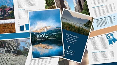 magazine layout design course creating a multi page brochure layout in indesign