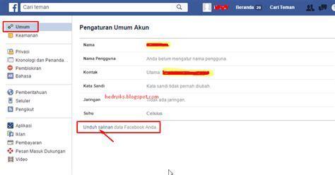 Cara Melihat Pesan Facebook yang Sudah Terhapus dengan