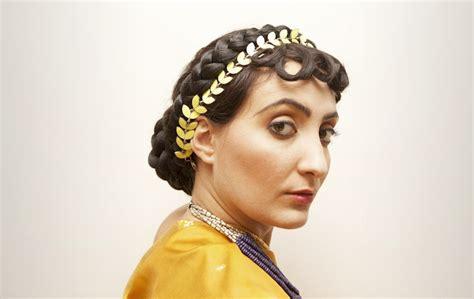 Ancient Roman Hairstyles And Makeup | ancient roman makeup shoot