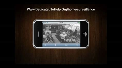 home surveillance cell phone spying