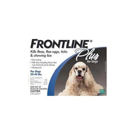 tick medicine for dogs health care frontline plus flea tick medication for dogs