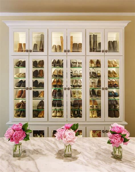 walk in closet shoe storage 20 shoe storage cabinets that are both functional stylish