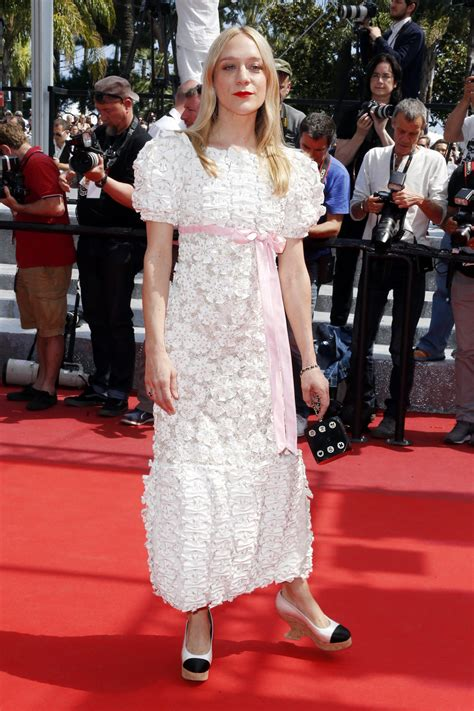Sevigny Looking As Usual In Cannes cannes 2016 chlo 235 sevigny in chanel at the quot paterson
