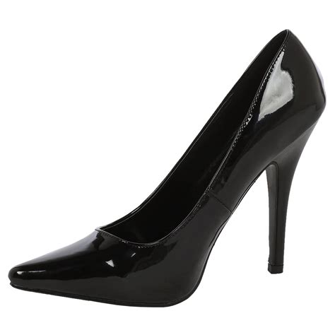 mens womens high stiletto heel going out court
