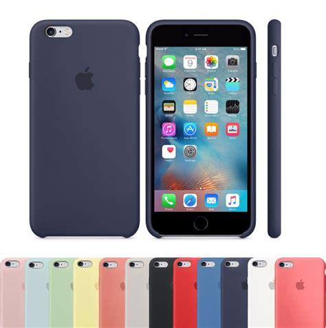 funda apple iphone   silicone case  silicon