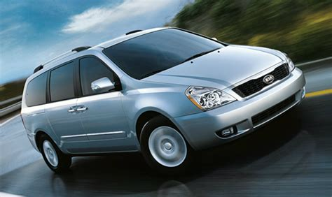 Kia Sedona Reviews 2012 2012 Kia Sedona Review Cargurus