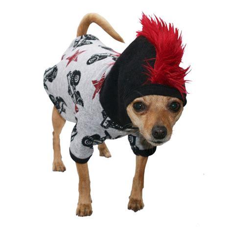 design dog hoodie monster truck mohawk dog hoodie designer dog boutique