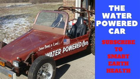 inventor   water powered car killed water fuel cells