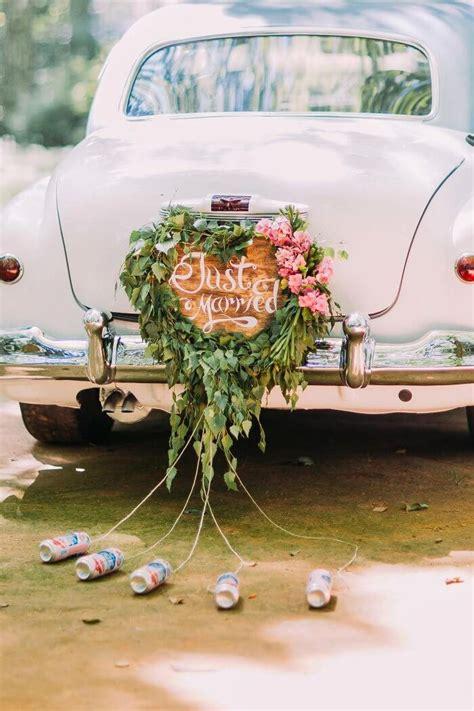 Hochzeit Autoschmuck by Autoschmuck Zur Hochzeit Tipps Ideen Und Beispiele