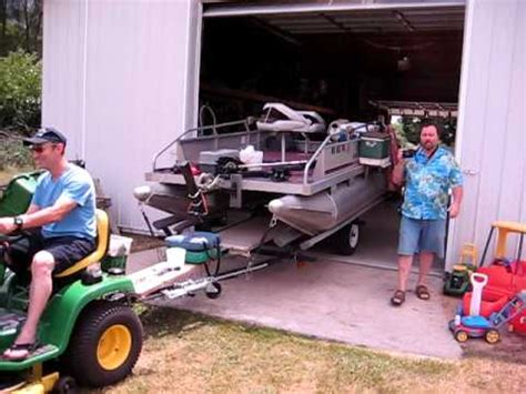 tow boat with lawn tractor lawn mower towing mobile home olivehurst ca doovi